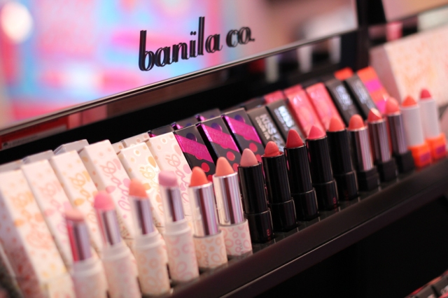 Korea Seoul Cosmetics Banilla